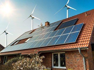 Sự phục hồi của nền kinh tế có thể được hỗ trợ bởi Năng lượng tái tạo