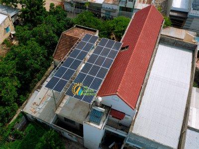 Tập đoàn điện lực Việt nam sẽ hỗ trợ tối đa cho các nhà đầu tư điện mặt trời  áp mái