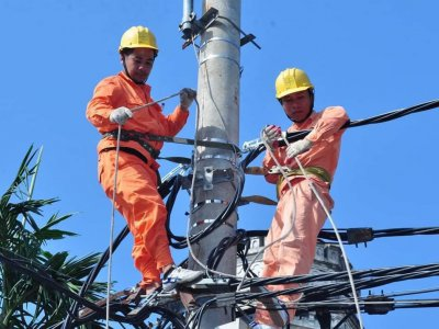 Thông cáo báo chí của EVN: Về tình hình tiêu thụ điện tăng cao