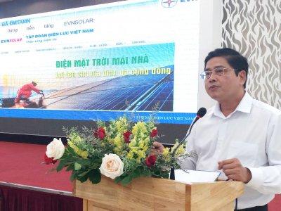 Giải pháp tháo gỡ cho điện mặt trời áp mái