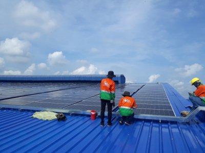 Bộ Công Thương nói 'do hiểu chưa đúng': Doanh nghiệp điện mặt trời áp mái không được kí hợp đồng mua bán với EVN