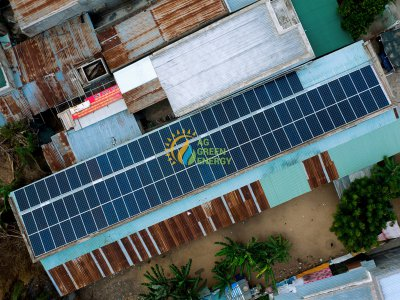 The Rooftop Solar Power Project in Phan Rang - Thap Cham city (S190259DNN)