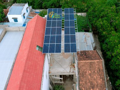 The Rooftop Solar Power Project in Phan Rang - Thap Cham city (S190259MrC)