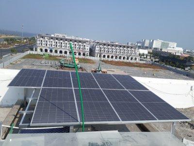 Dự án điện mặt trời áp mái tại Rạch Giá (S190274KST)