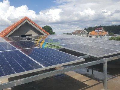 Dự án điện mặt trời áp mái hộ gia đình (S20251HHD)