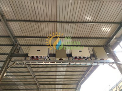 Dự án điện NLMT áp mái Nhà máy Toa xe lửa Dĩ An -  Thành phố Dĩ An, tỉnh Bình Dương S20274SS